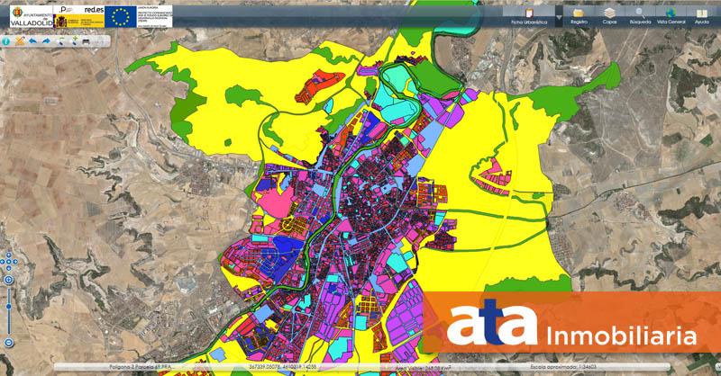 Plan General de Ordenación Urbana de Valladolid