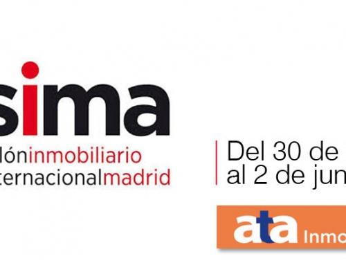 Se acerca Sima 2019, el Salón Inmobiliario Internacional de Madrid